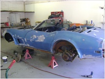 Classic Car Repair and Restoration
