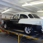 Classic Car Body Shop Repair Restoration